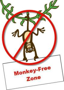 Performance Support Partners - Monkey Free Zone