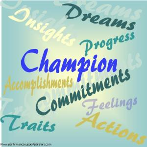 Performance Support Partners - Champion Early and Often